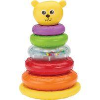 BRU Rainbow Bear Stackers