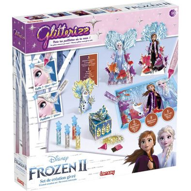 Disney Frozen 2 Glitterizz Magical Set