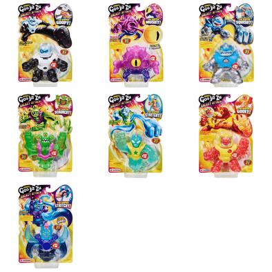 Goo Jit Zu Galaxy Attack Series 5 Hero Pack - Assorted