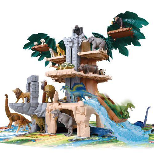 Tomy Ania Combining Jungle Tree