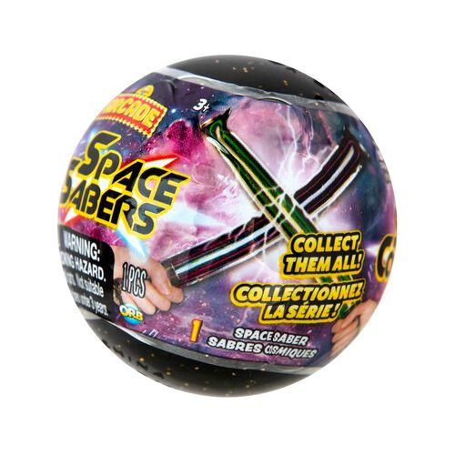 Orb Arcade Capsules Space Sabers