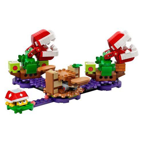 LEGO Super Mario Piranha Plant Puzzling Challenge Expansion Set 71382