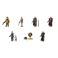 Star Wars Retro Collection The Mandalorian Figures - Assorted