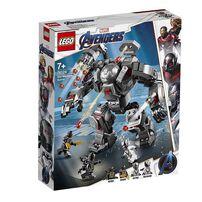 LEGO Marvel Avengers War Machine Buster 76124