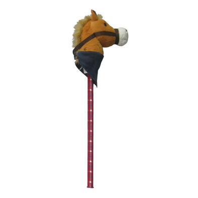 Animal Alley 30.5 Inch Stick Horse With Sound