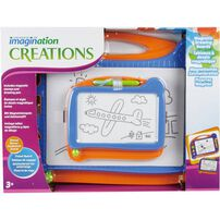 Universe of Imagination Twin Pack Magnetic Drawing Boards - Assorted