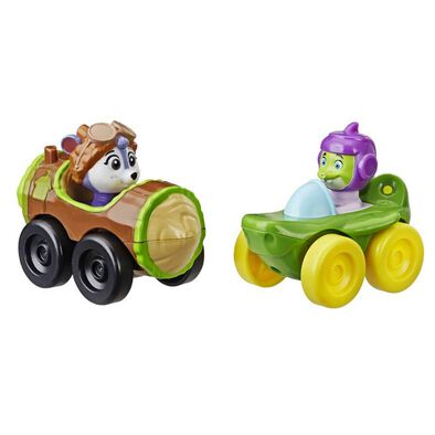 Top Wing Mission Control Racers 2 Pack - Assorted