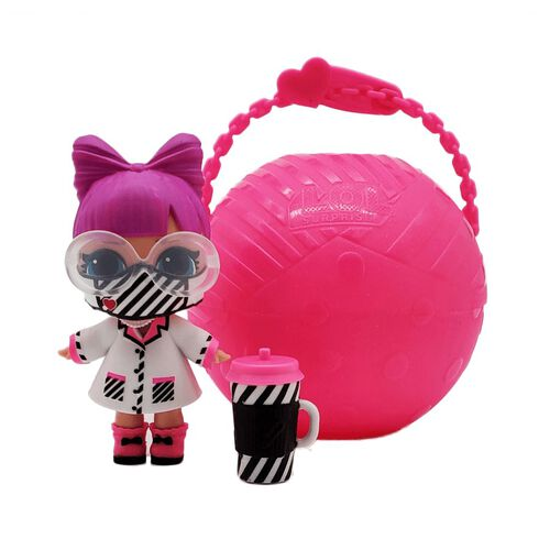 L.O.L. Surprise x MGA Cares Frontline Hero Doll Limited Edition