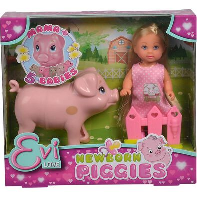Evi Love Newborn Piggies