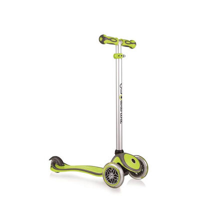 Globber Evo Comfort Play Lime Green Scooter