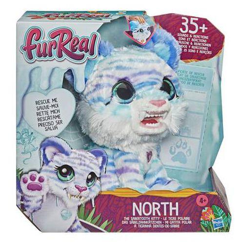 Furreal Sabertooth Kitty