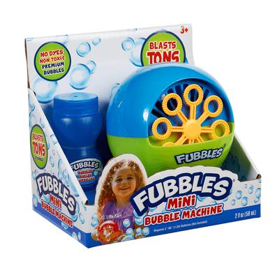 Fubbles Mini Bubble Machine