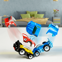 Boom City Racers Series 2 Single Pack - Assorted