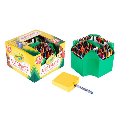 Crayola Ultimate Crayon Collection Coloring Set