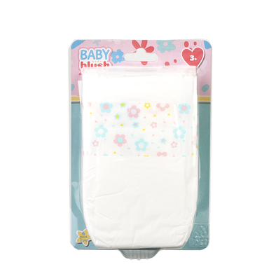 Baby Blush Baby Doll Diaper 6 Pack
