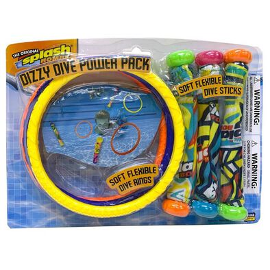 Diving Masters Power Pack Pool Diving Toy