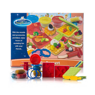 Universe Of Imagination -Favorite Burger Dough Set