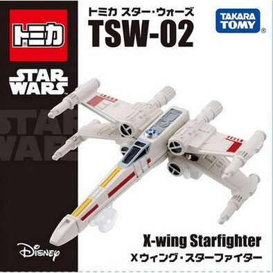 Star Wars Takara Tomy TSW-02 X-Wing Fighter