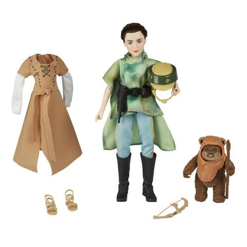 Star Wars Forces Of Destiny Endor Adventure Pack