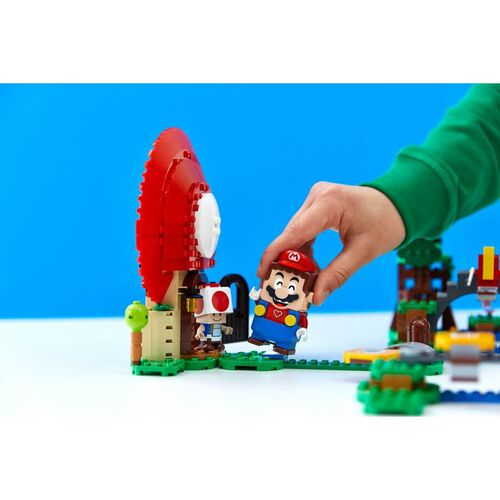 LEGO Super Mario Toad's Treasure Hunt Expansion Set 71368