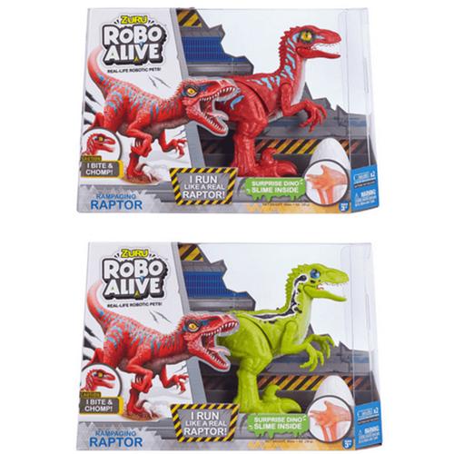 Zuru Robo Alive Raptor Series 1 - Assorted