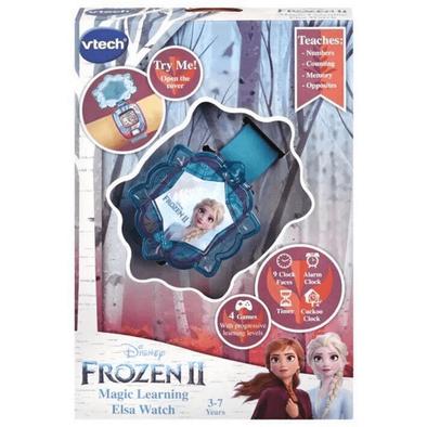 Vtech Disney Frozen 2 Magic Learning Watch Elsa