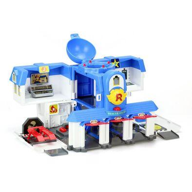 Robocar Poli Transforming Headquarter