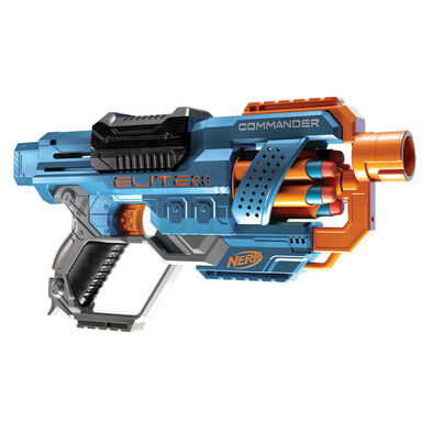 NERF Elite 2.0 Commander RD-6