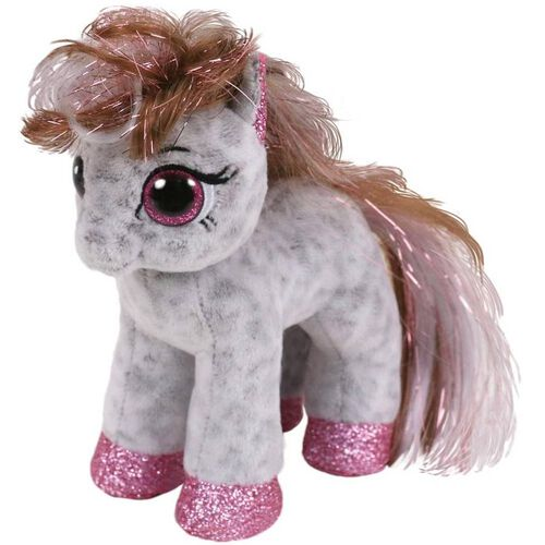 Ty Cinnamon Spotted Pony Regular