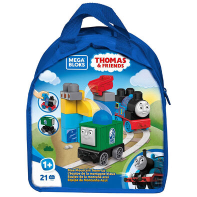 Mega Bloks Thomas & Friends Blue Mountain Team Up