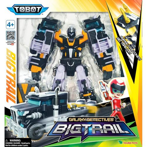Tobot Galaxy Detectives Big Trail