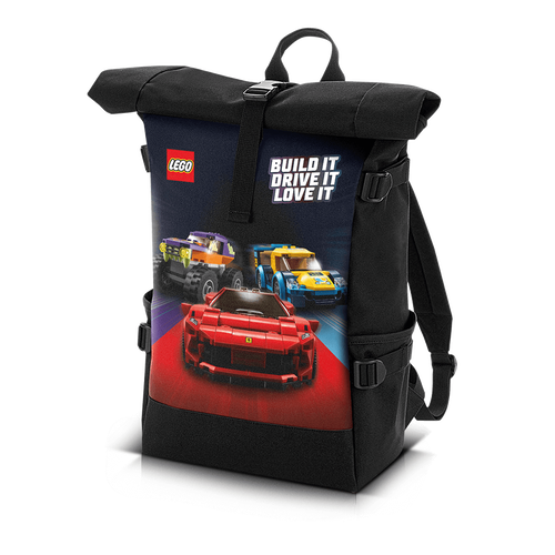 Gift With Purchase - LEGO Cars Backpack - NOT FOR SALE