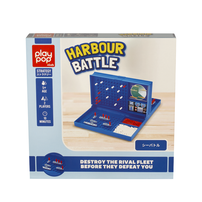 Play Pop Harbour Battle Strategy Game