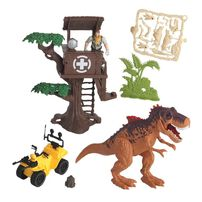 Dino Valley Treehouse Playset
