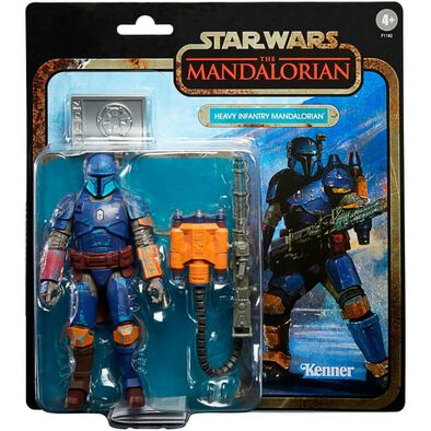 Star Wars Balck Series Mandalorian 6 Inch Build Up Pack