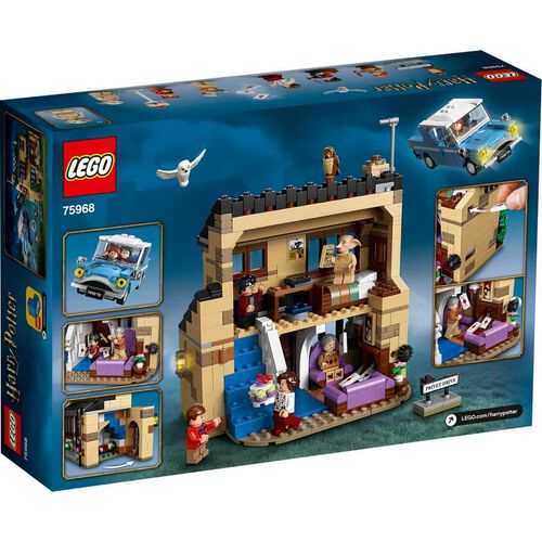 LEGO Harry Potter 4 Privet Drive 75968