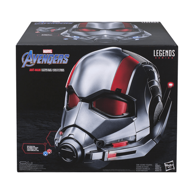Marvel Legends Series Ant-Man Premium Electronic Helmet