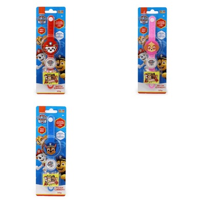 Paw Patrol Flashing Wristbands 10 Gram - Assorted