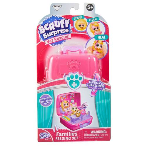 Scruff-A-Luvs Surprise Families Wave 2