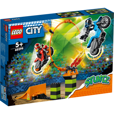 LEGO City Stunt Stunt Competition 60299