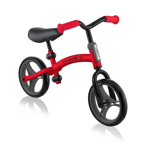Globber Go Bike Red Toddler Balance Bike