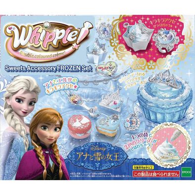 Whipple Sweets Accessory Disney Frozen Set