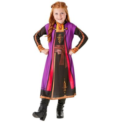 Rubies Disney Frozen 2 Anna Dress S