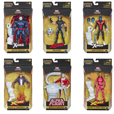 Marvel Legends Series 6 Inch Figure Wolverine - Assorted