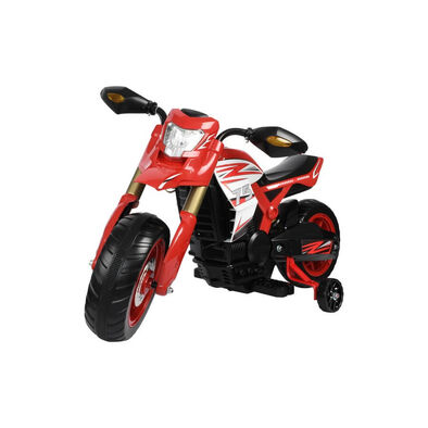 Evo Battery Operated 6V Rally Motorbike