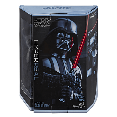 Star Wars The Black Series Hyper Real Darth Vader