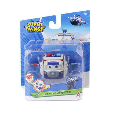 Super Wings Mini Flip Box-Paul