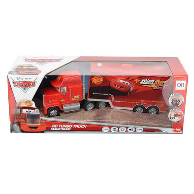 Disney Pixar Cars Rc Turbo Mack Truck