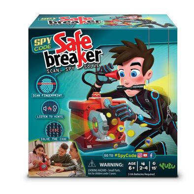 Spy Code Safe Breaker