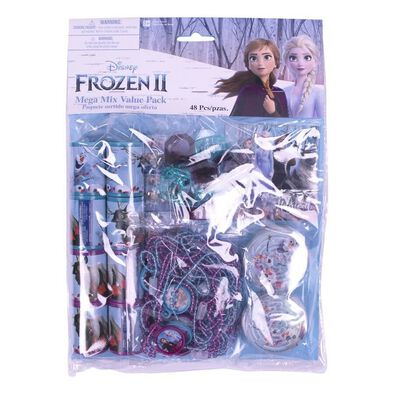 Disney Frozen 2 Mega Mix Value Pack